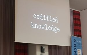 Codified Knowledge